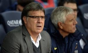 Tata Martino has been announced as Atlanta United's head coach.