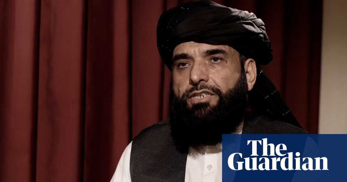 Taliban says US troops staying beyond deadline 'will provoke reaction' – video