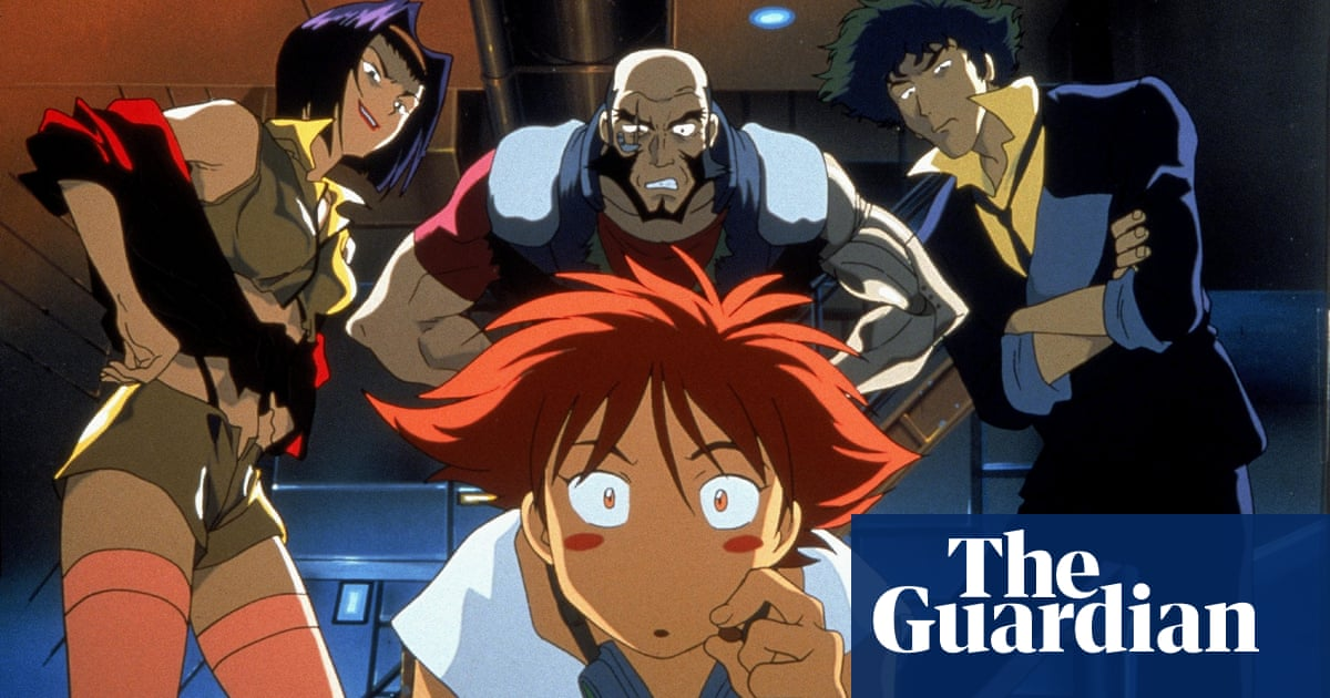 Cowboy Bebop remake: please Netflix, keep the anime classic wild and