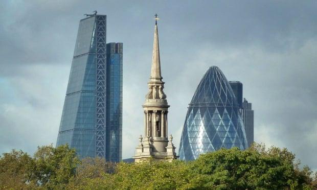 Essay about london city
