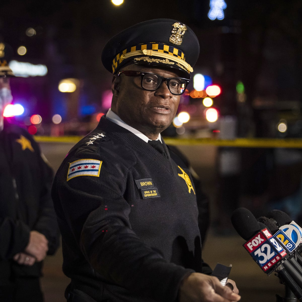 Chicago Police Shooting Victim Was 13 Year Old Boy Department Says Us News The Guardian