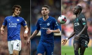 premier league 2019 20 team of the season so far football the guardian premier league 2019 20 team of the