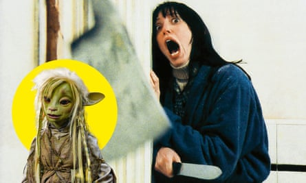 The Dark Crystal and The Shining