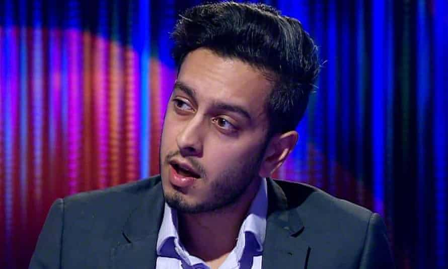 Secunder Kermani joined Newsnight, the BBC's flagship current affairs programme, last year.