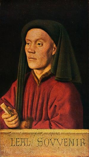 Portrait of a Man (Léal Souvenir), 1432.