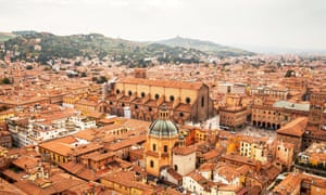 Map Of Italy Showing Bologna.Bologna City Guide What To See Plus The Best Bars Restaurants And