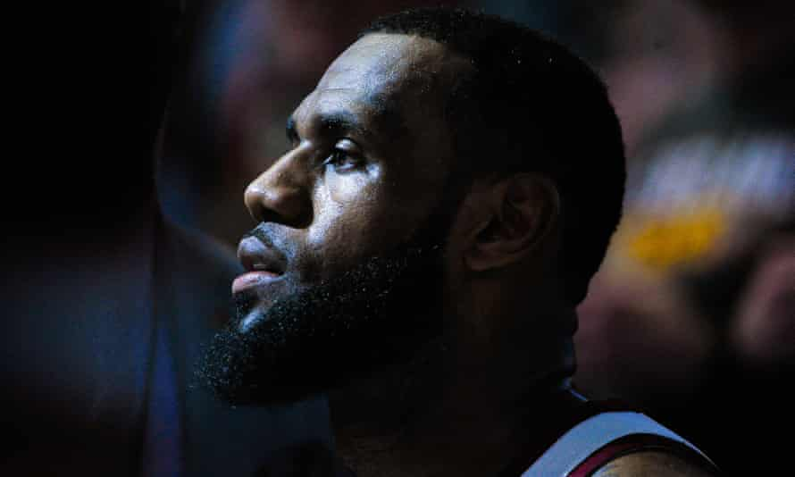 LeBron James: 'they will always try to figure out a way to let you know that you're still beneath them.'