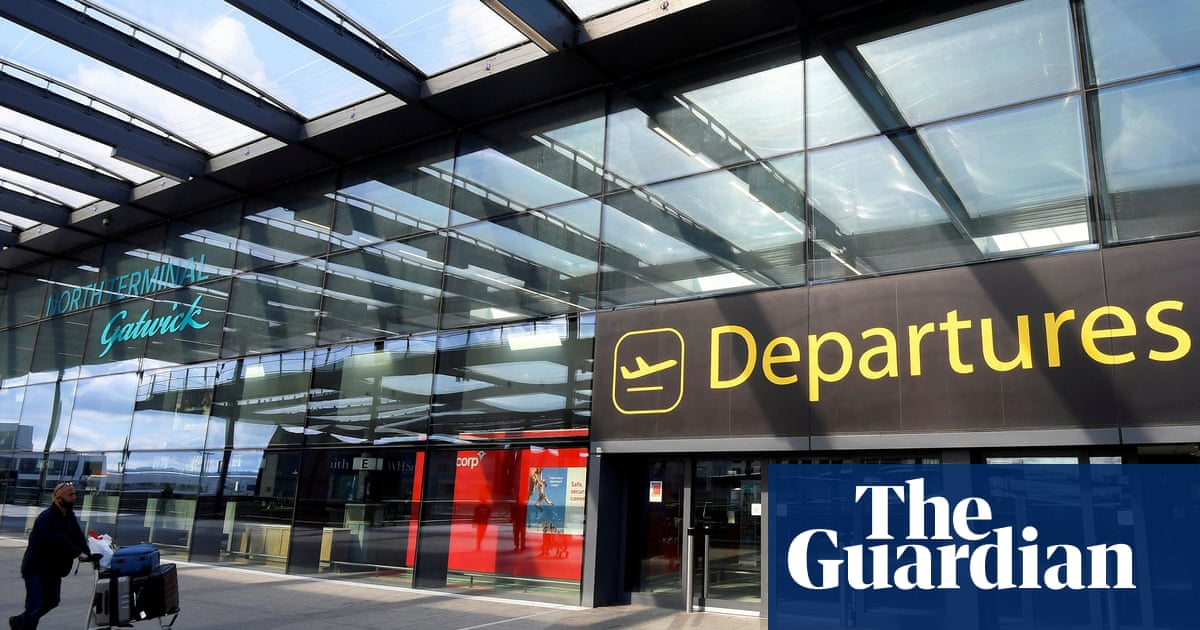 Gatwick boss: simplify Covid travel tests or UK will lag behind rest of Europe