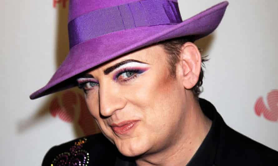 Boy George in 2011.