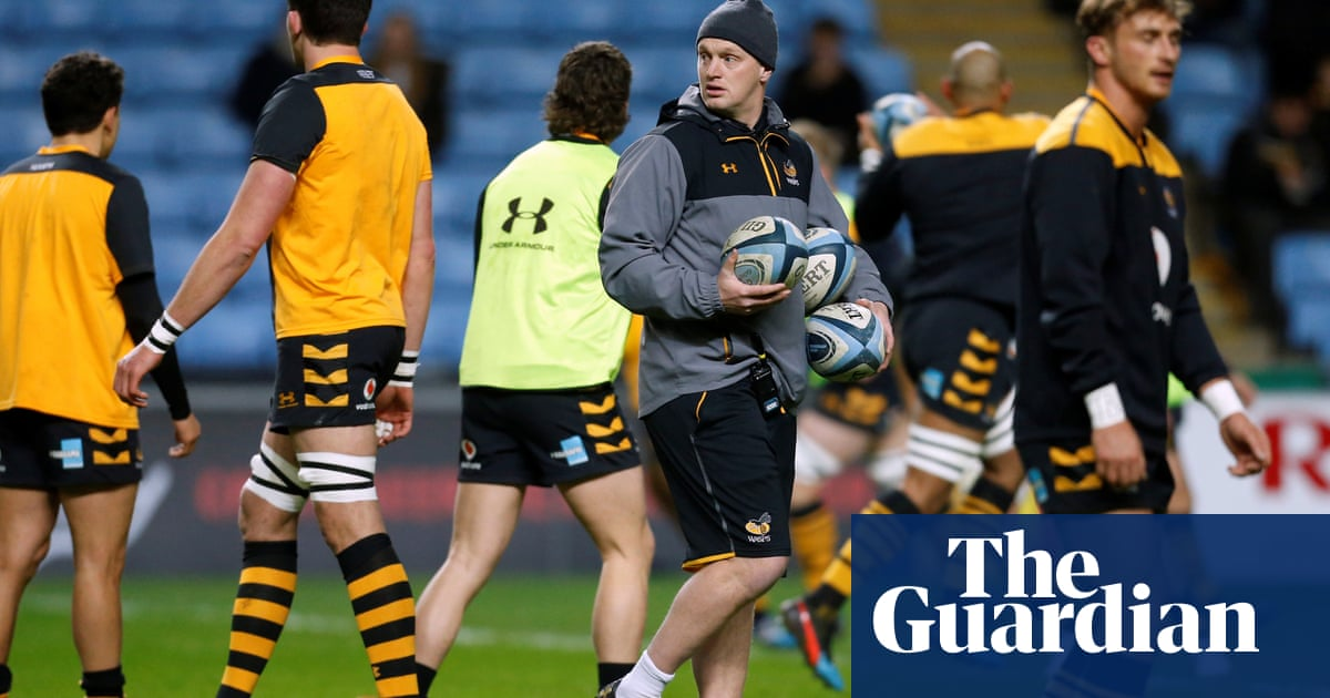 Lee Blackett urges Wasps players to make most of Premiership final reprieve