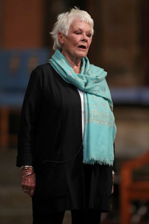 Dench performed lines from the play at a memorial service for Peter Hall at Westminster Abbey in September 2018.