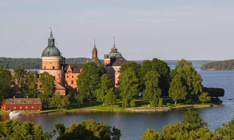 Gripsholm Castle, Mariefred.