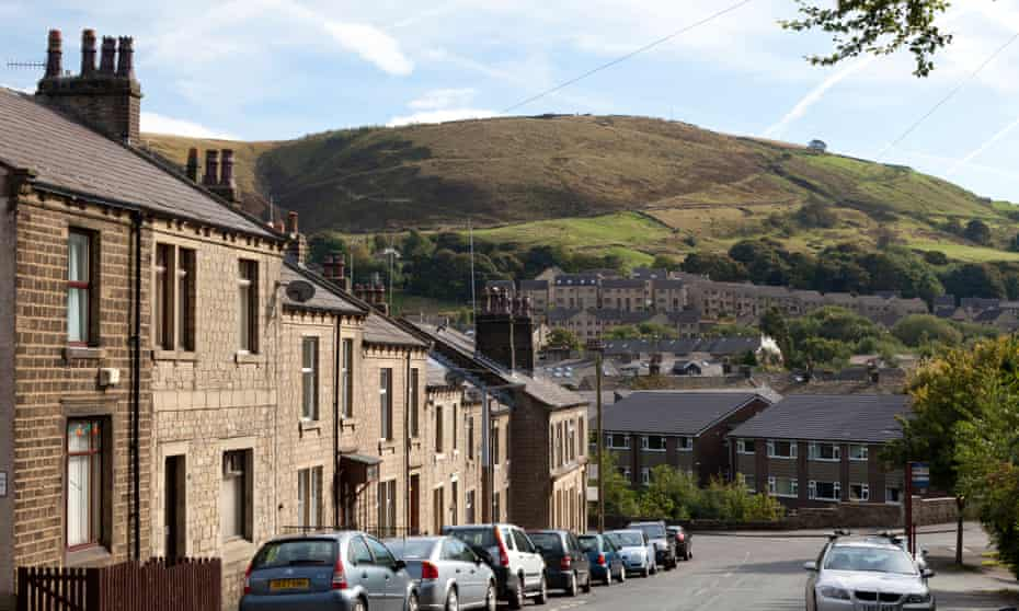 Marsden – the village in Yorkshire where Simon Armitage grew up.