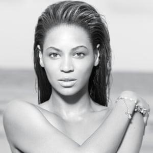 Beyoncé CD cover