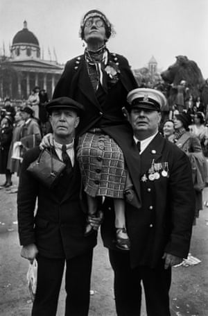 Coronation of King George VI, Trafalgar Square, London, 12 May 1937 Henri Cartier-Bresson