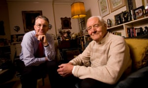 Tony and Hilary Benn at home in London in 2007. The family's life has been dominated by politics.