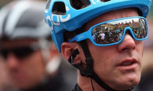 David Millar was dropped by the Garmin Sharp team on the eve of the 2014 Tour de France, which was to be his final grand tour.