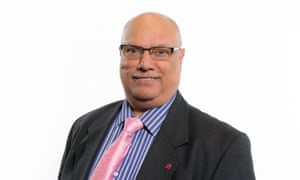 Photo issued by the Welsh Conservative Party of Mohammad Asghar, known as Oscar, a Welsh Conservative politician who died after being taken ill.