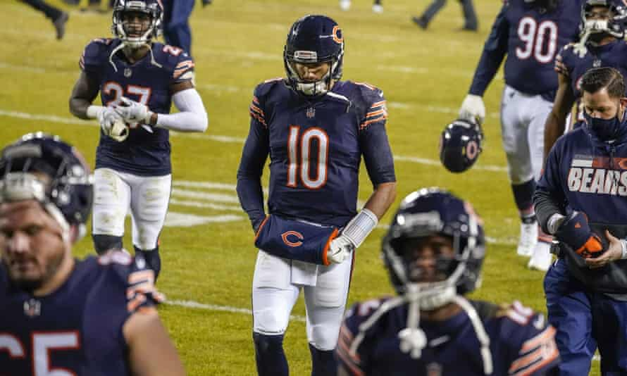 Mitch Trubisky's career in Chicago may not be over just yet