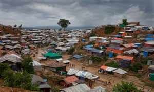 Scenes of the mega camp of Rohingya refugees in Coxs Bazaar, Bangladesh.