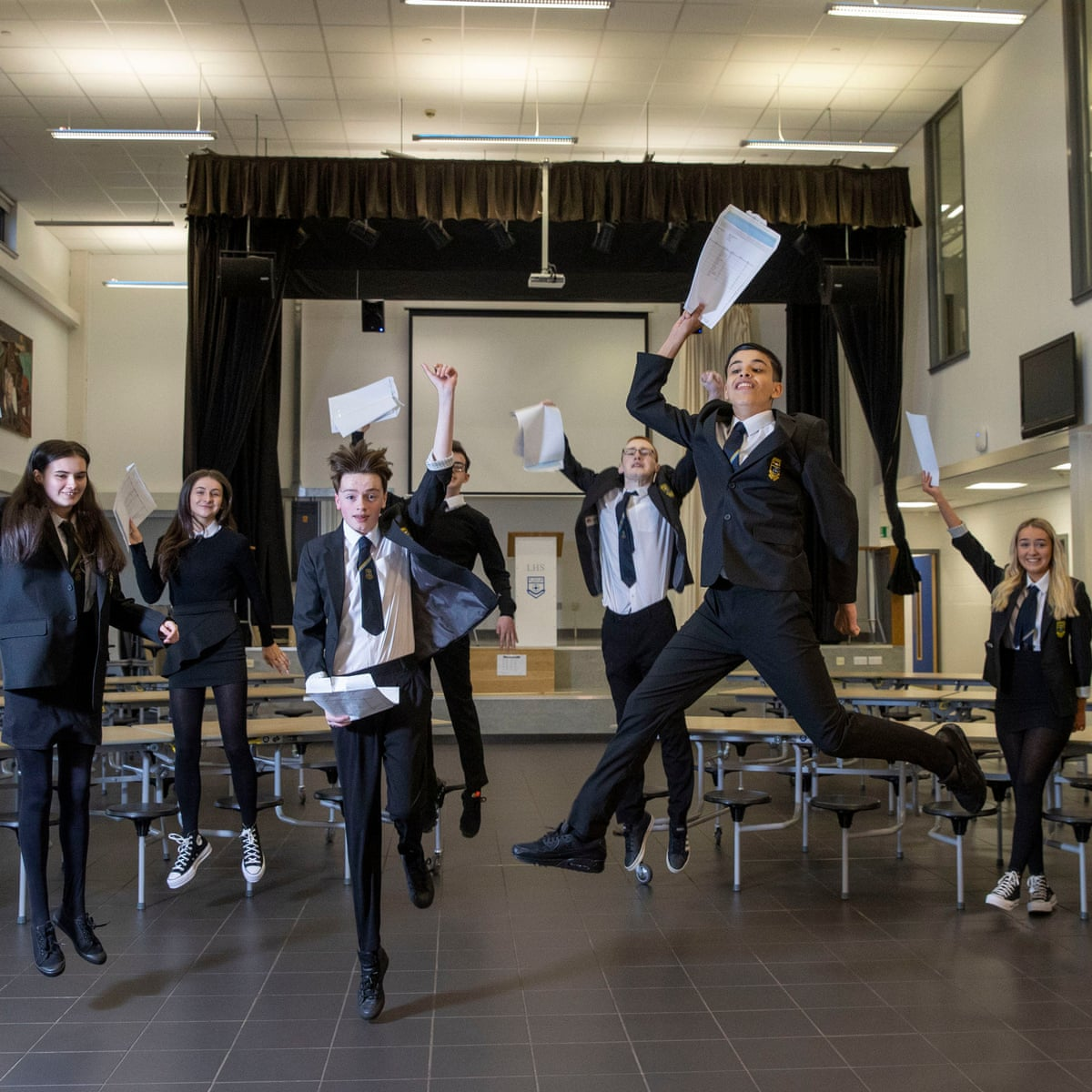 Schools Able To Appeal Over Students Gcse And A Level Results Exams The Guardian