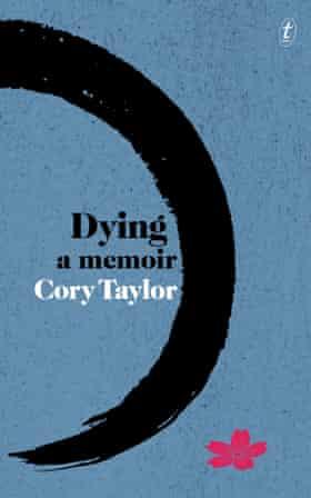 Dying, a memoir book cover