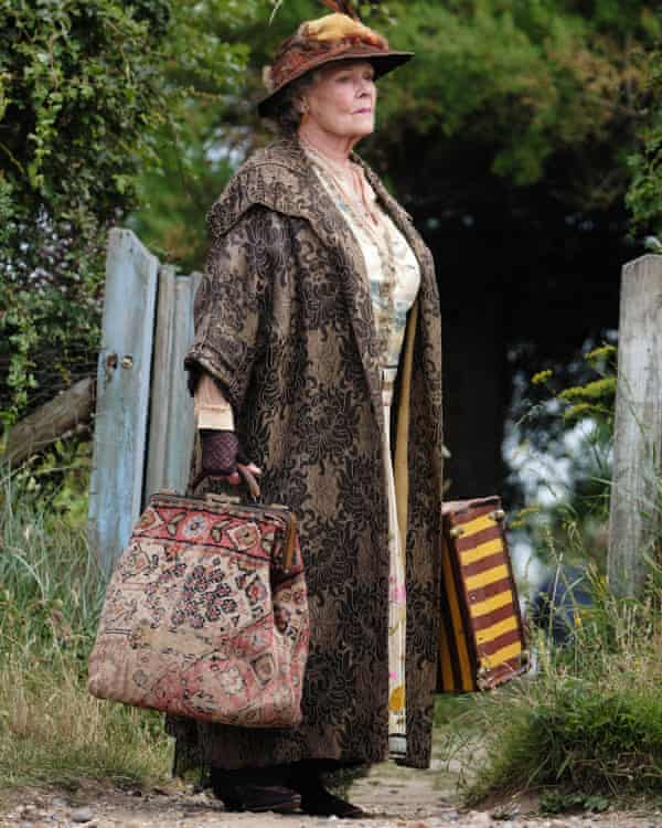 Judi Dench as Madame Arcati