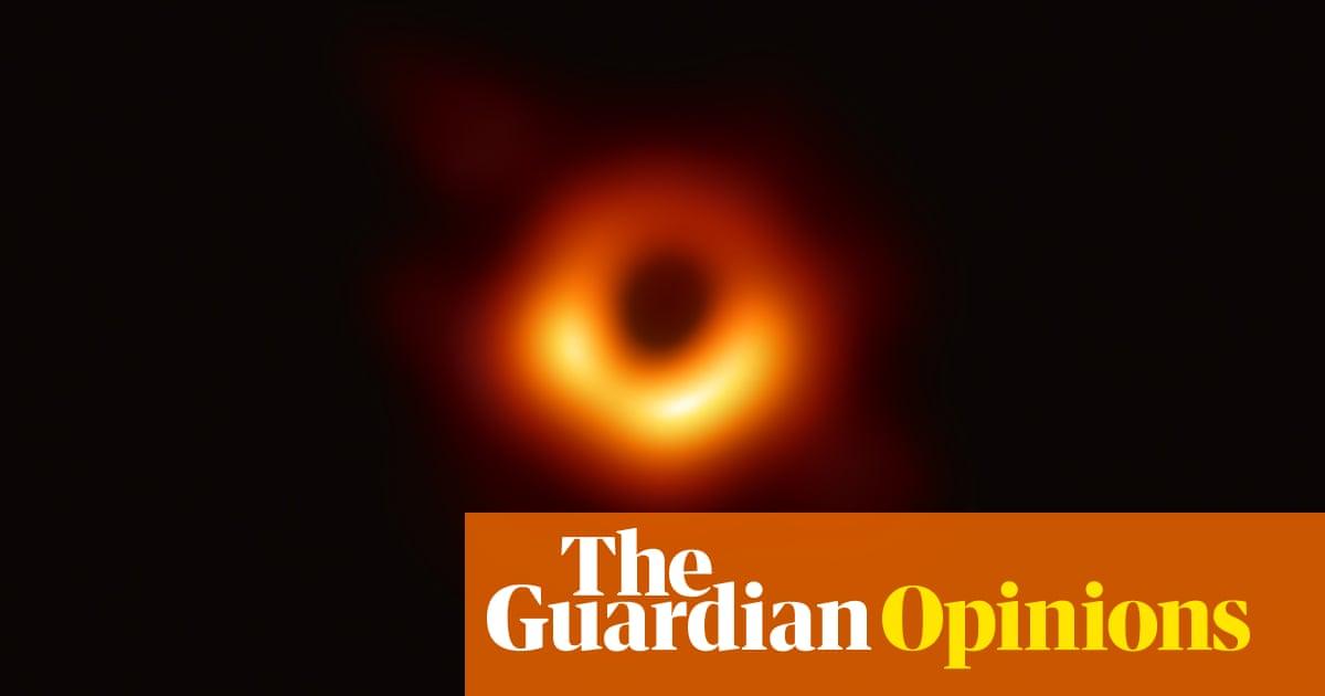 d7bb49e01 Why the black hole is a ray of light in these dark times