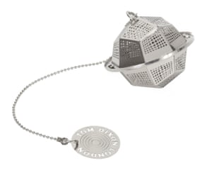 Etch the Clipper Polly tea infuser