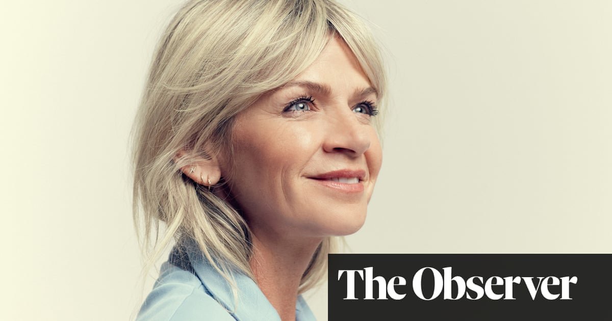 Zoe Ball: 'I've always done it for the love – it's great fun to try to entertain'