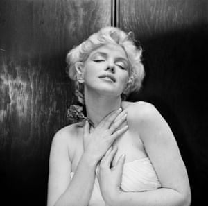 Marilyn Monroe (1956) photographed by Cecil Beaton.
