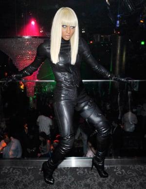 2010 Ciara as Storm from X-Men