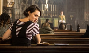 Watching Fleabag back to back would have entirely lessened the cultural impact of the Hot Priest