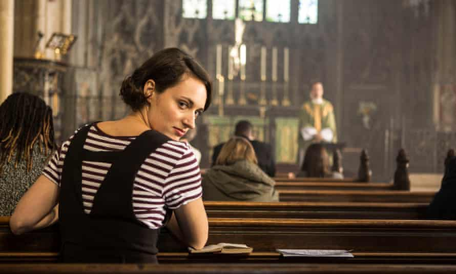 'Fleabag was always performing for the camera to distract both herself and the audience from her misery'.