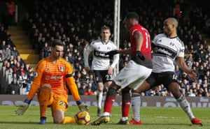 Sergio Rico saves from Anthony Martial.