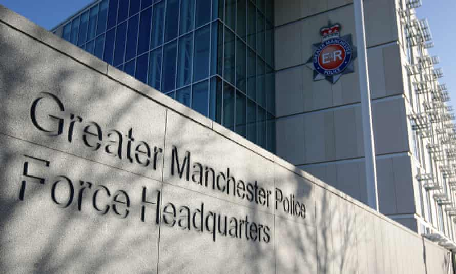 Greater Manchester police headquarters in Manchester