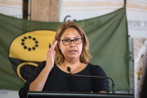 Denise Bowen, chief executive of the Yothu Yindi Foundation, told the Garma festival Commonwealth and Northern Territory funding processes are 'deeply flawed'.