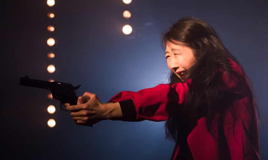 Elizabeth Chan in Into the Numbers.