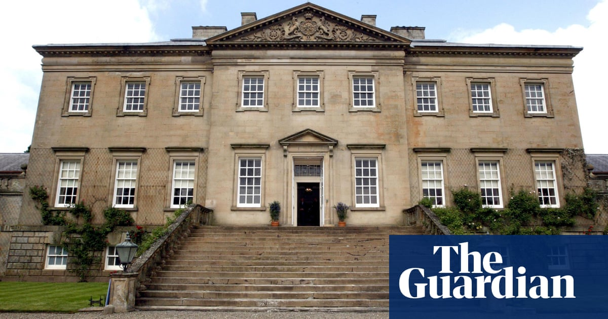 Dumfries House: the stately home at the heart of a royal crisis