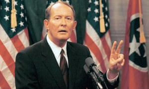 Lamar Alexander voted yes but has previously expressed concerns about the rush to repeal without a replacement plan.