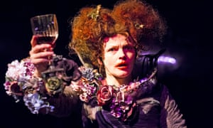 Maxine Peake in the Royal Exchange's revival of The Skriker by Caryl Churchill in 2015.