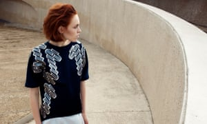 Plugged in … the solar-powered shirt by Pauline van Dongen