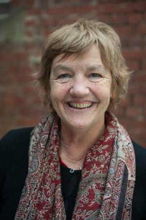 Australian playwright Patricia Cornelius