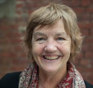 Australian playwright Patricia Cornelius.