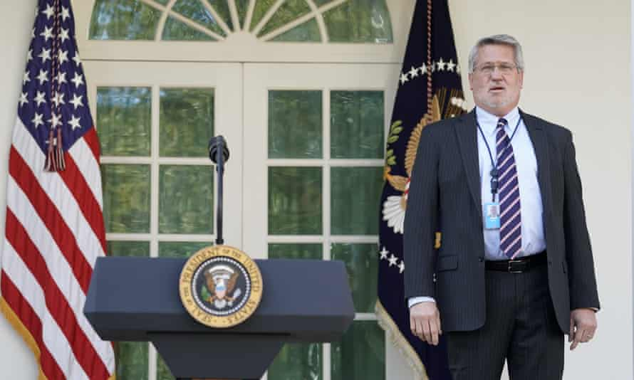 Bill Shine, the White House communications director.