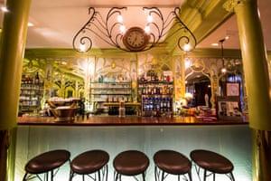 Bouillon Racine, an art nouveau workers' restaurant