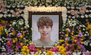 K-pop singer Jonghyun's death turns spotlight on pressures