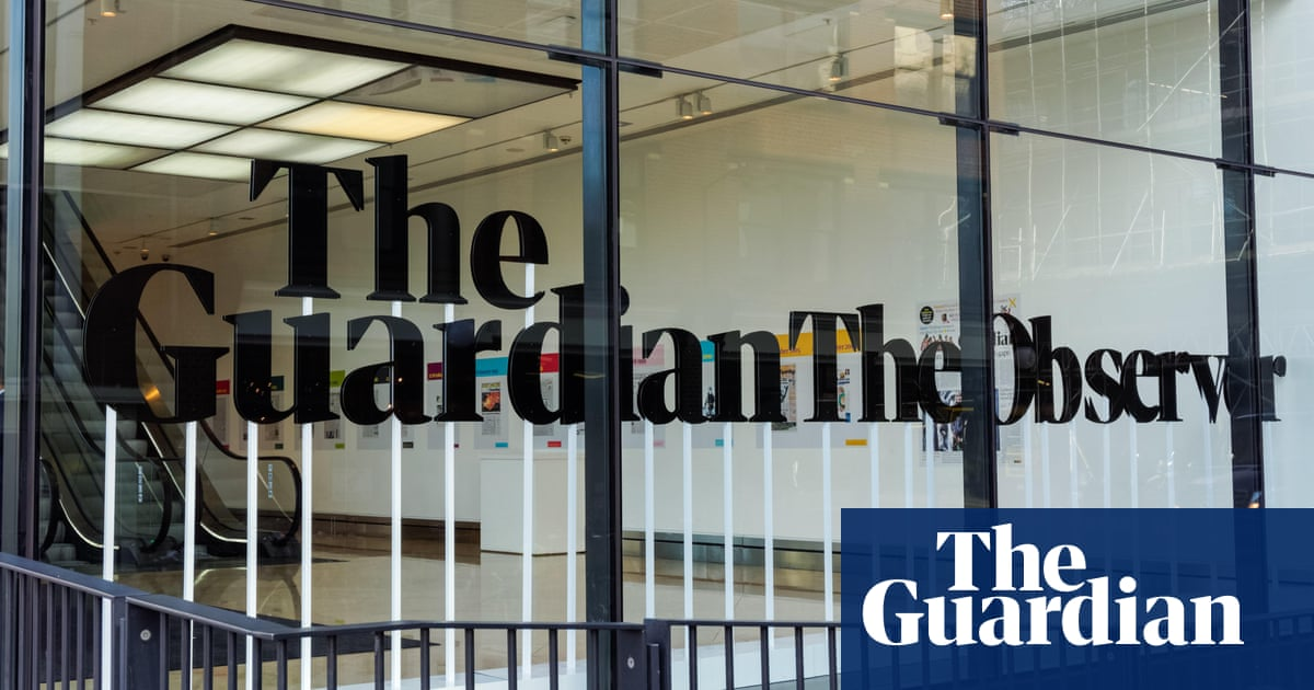 Guardian announces plans to cut 180 jobs