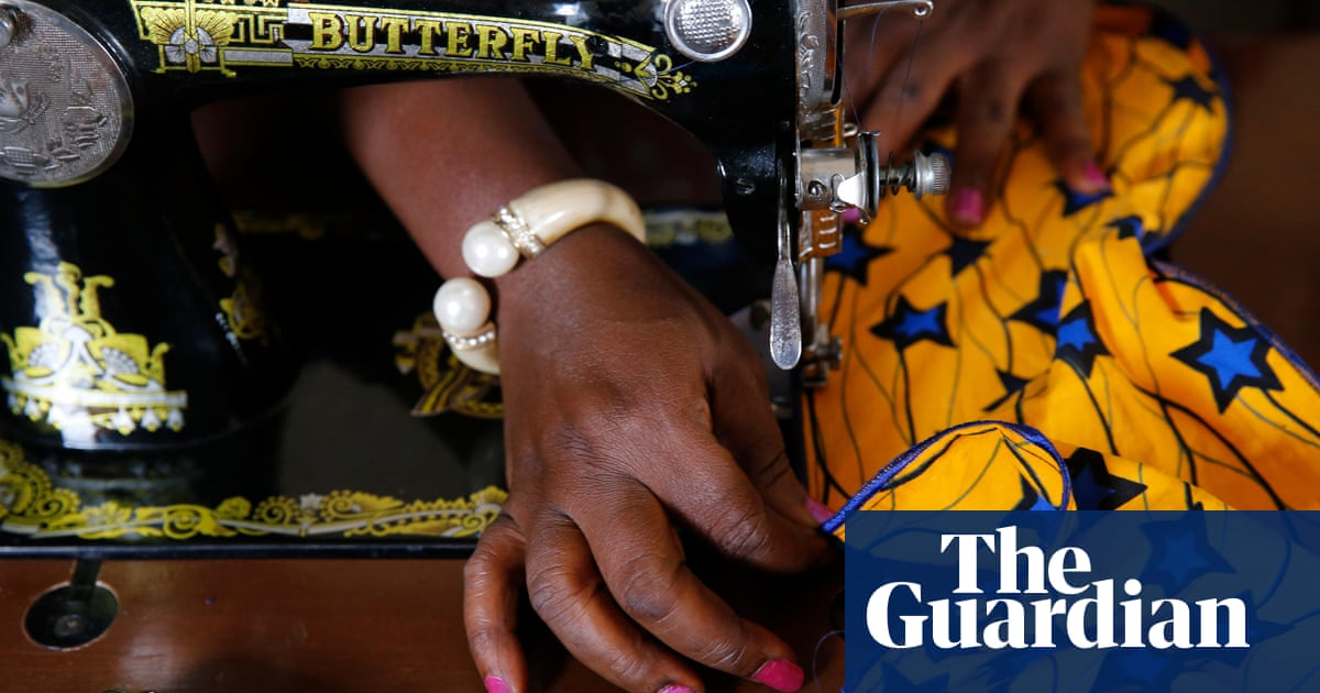 Sewing Machines Still Wanted In Africa Brief Letters World News Custom Sewing Machines For Africa Charity