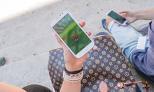 Pokémon Go players have found themselves in a series of predicaments.